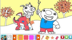 100 nick jr color pages online printable bubble guppies