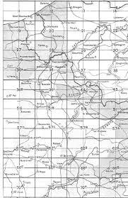 Ww1 Map Finding First World War Maps Western Front Australian War Memorial