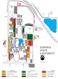Framingham State Campus Map by Esu Campus Map My Blog