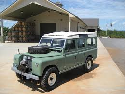 land rover safari for sale land rover series iia want to own so cool and rugged cars i
