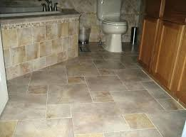 cheap bathroom floor ideas subway tile bathroom floor ideas nxte club