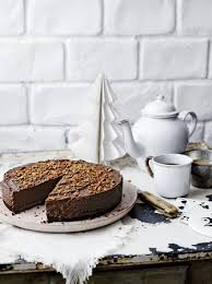 chocolate truffle chestnut torte chocolate recipes jamie