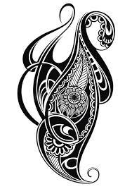 tattoo design stock vector image 41643746