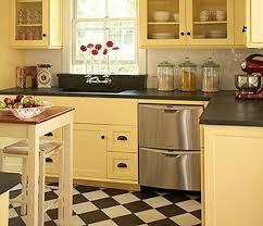 Small Kitchen Cabinet Ideas - Narrow kitchen cabinets