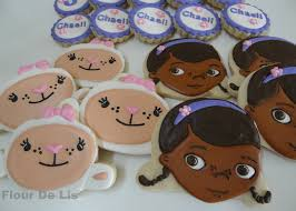 14 doc mcstuffins cookies images cookie cakes
