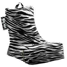Big Joe Zebra Bean Bag Chair Big Joe Roma Chair Zebra Colors Chair Design Big Joe Roma Chair