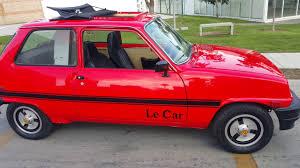 renault 1980 renault le car 1980 con quemacocos youtube
