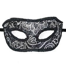 lace mask masquerade mask phantom lace masquerade mask silver