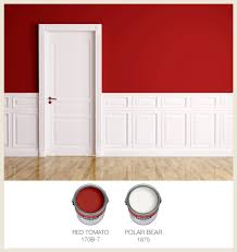 red room white trim paint colors pinterest white trim red