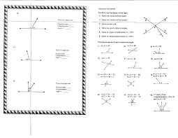 Grade 7 Worksheets 9th Grade Math Worksheets With Answers U0026 Geometry Worksheets
