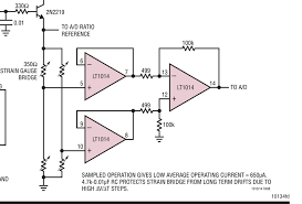 op amp connecting wheatstone bridge to pin of lm324 changes enter