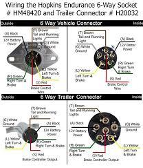 7 prong trailer plug wiring diagram 6 blade trailer wiring diagram