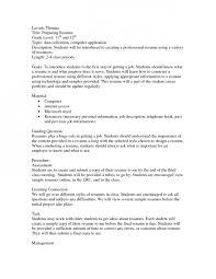 First Time Job Resume Examples by How To Write A Resume For First Part Time Job