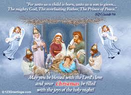 may you be blessed free nativity scene ecards greeting cards