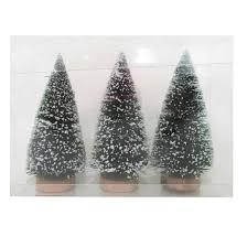 bottle brush tree set 5 25 3ct wondershop target
