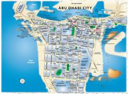 map of abu dabi aswa 9th meeting al ain u a e announcement