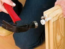How To Install A Pantry Cabinet Install Bifold Closet Doors How Tos Diy