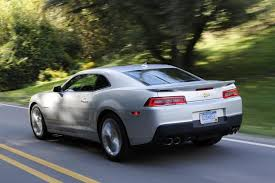 camaro horsepower by year 2015 chevrolet camaro used car review autotrader