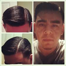 prohibition hairstyles gentleman fade haircut hairs picture gallery