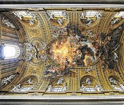 Church Ceilings Photographer Captures The Amazingly Ornate Ceilings Of Roman