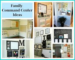 center ideas awesome diy family command centers