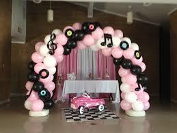 www facebook com buggysballoondecor 50 u0027s theme birthday party