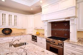 White Granite Kitchen Countertops by Kitchen Countertop Ideas Orlando