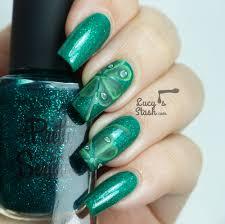 nail art jpg four leaf clover nail salon middle villagefour