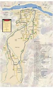 Oregon Zoo Map by Hood River County Fruit Loop Hood River Oregon