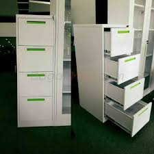 File Cabinet 4 Drawer Vertical by Vito Office Furniture Is The Distributor Of Furnitures In Myanmar