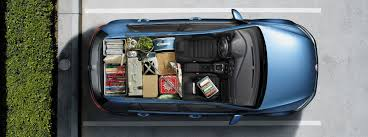 hyundai elantra gt cargo space hatchbacks with the most cargo space