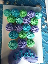 best 25 mermaid cupcake cake ideas on pinterest mermaid