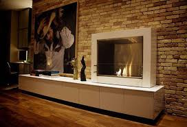portable fireplace 15 gorgeous portable fireplaces for small spaces redesign report