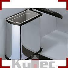 mülleimer küche einbau abfallsammler tandem 5 mülleimer küche einbau sanfix auszug 45