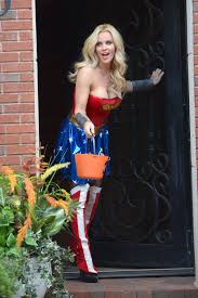carson city halloween 2013 pix celebs dress up for halloween star magazine