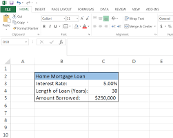 how to calculate monthly loan payments how to calculate a monthly loan payment in excel mortgage car