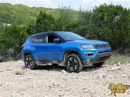 jeep jamboree 2017 2017 jeep compass trailhawk review
