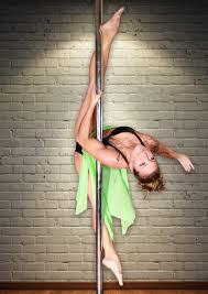 Flag Pole Workout Poledance Potsdam