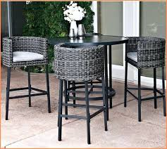 target high top table high top table and chairs patio outdoor high top table and chairs