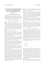 Average Hair Loss Per Day Patent Us20030223945 Administration Of Pyridinedicarboxylic Acid