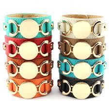 monogrammed cuff bracelet online get cheap personalized cuff bracelets aliexpress