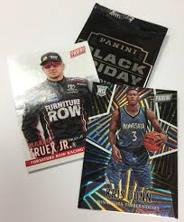 furniture row black friday teaser panini america rips 20 early packs of 2016 black friday