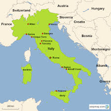 Map Of Tuscany Italy Italy Vacations With Airfare Trip To Italy From Go Today