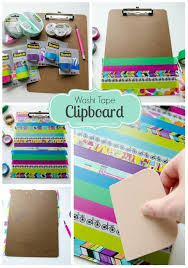 comment mettre des post it sur le bureau windows 7 17 stunning washi crafts projects