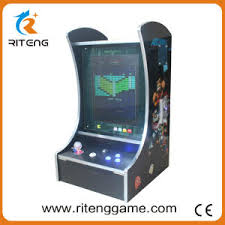Tabletop Arcade Cabinet China 17 Inch Lcd Mini Bartop Arcade Game Machine China Bartop