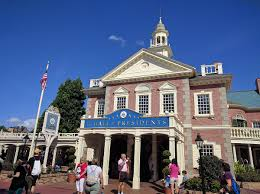 Country Living Paint Color Hall Of Fame The Hall Of Presidents Wikipedia
