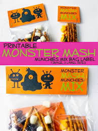 Halloween Monster Mash by Halloween Archives While He Was Napping