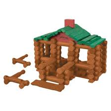 wooden set lincoln logs 100th anniversary tin wooden set 111 target