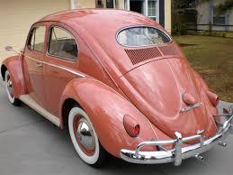 1957 coral red beetle sedan for sale oldbug com