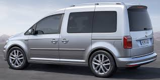 volkswagen minivan 2015 2016 volkswagen caddy revealed photos 1 of 15